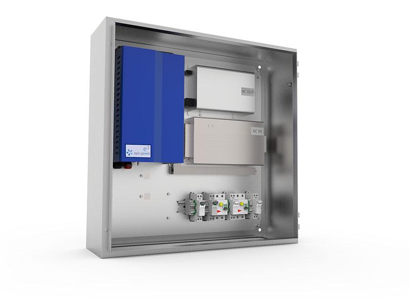 e3 - Sistema de Evacuación para ascensores